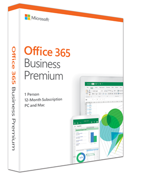Image for Office 365 Business Premium from Omantel Store