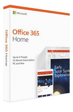 Image for Office 365 Home from Omantel Store